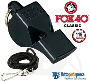 FISCHIETTO FOX 40 CLASSIC