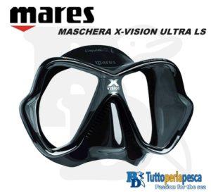 MASCHERA MARES X-VISION ULTRA LS