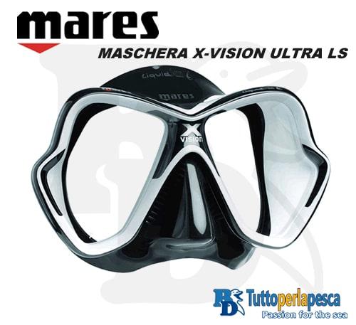 maschera-mares-x-vision-ultra-ls