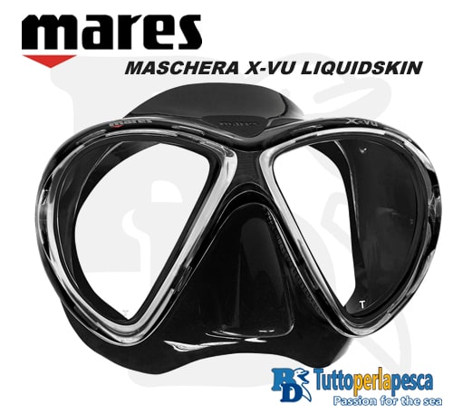 maschera-mares-x-vu-liquidskin-dark