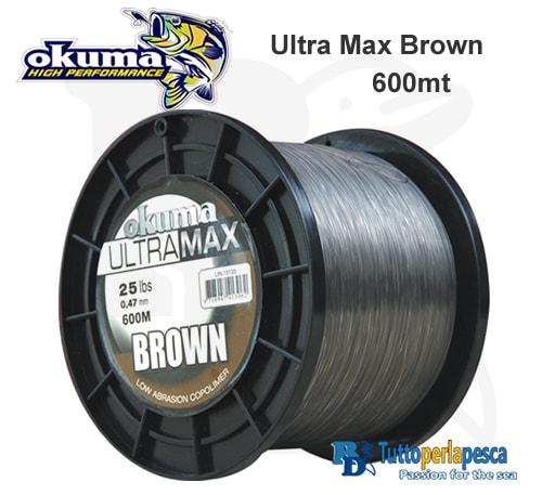 monofilo-okuma-ultra-max-brown
