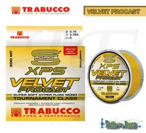 TRABUCCO VELVET PRO CAST 300 MT