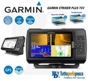 ECOSCANDAGLIO GARMIN STRIKER PLUS 7CV