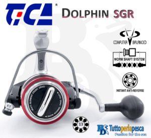 MULINELLO TICA DOLPHIN SGR9000