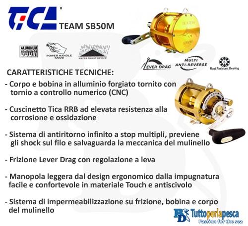 caratteristiche-mulinello-traina-tica-sb50m