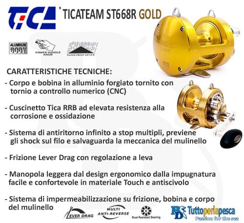 caratteristiche-mulinello-traina-tica-st668r-g