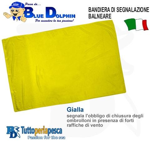 bandiere-di-segnalazione-balneare-gialla