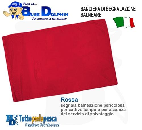bandiere-di-segnalazione-balneare-rossa