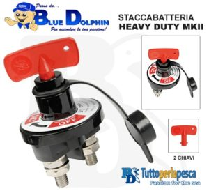 STACCABATTERIA HEAVY DUTY MKII