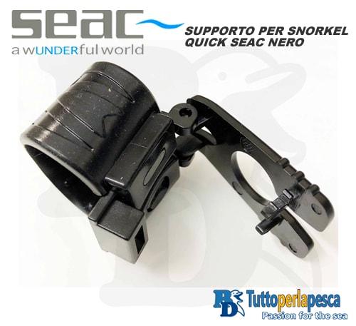 supporto-snorkel-quick-nero